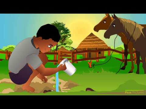 Save Forest - Award Winning Animated Social Awareness Film - Must Watch - Redpix Short Films