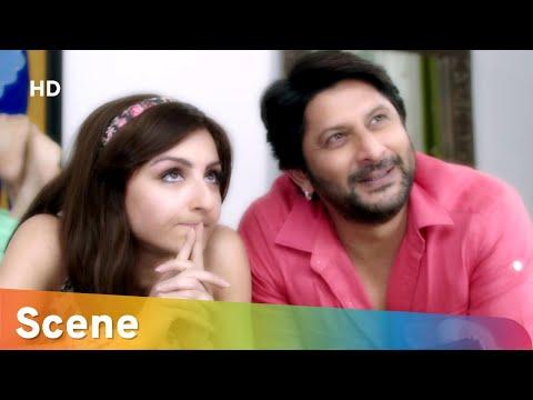 Arshad Warsi Fights With Snake, Crab & Jaadu To Save Soha Ali Khan Comedy Scene - Mr Joe B. Carvalho