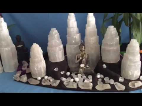 Why Selenite Lamps Are Good For You