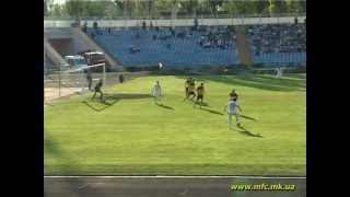 МФК «Николаев» - «Буковина» - 0:0.