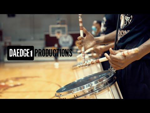 Coahoma Community College Percussion Section Fall 2020 Showcase