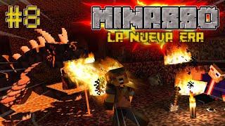 MINABBO - LA NUEVA ERA *SUPERVIVENCIA EN EL NETHER* (EPISODIO 8)
