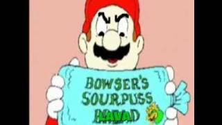 Repeat youtube video Youtube Poop: Hotel Mario bloopers part 2