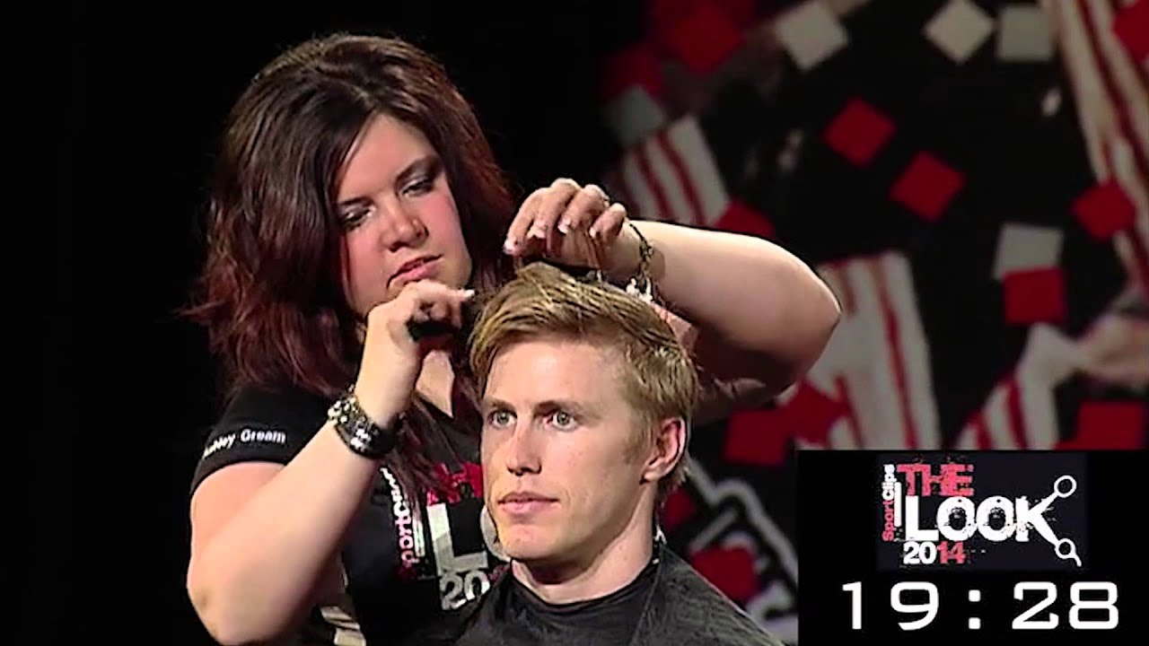 Sport Clips The Look 2014 Competition Youtube