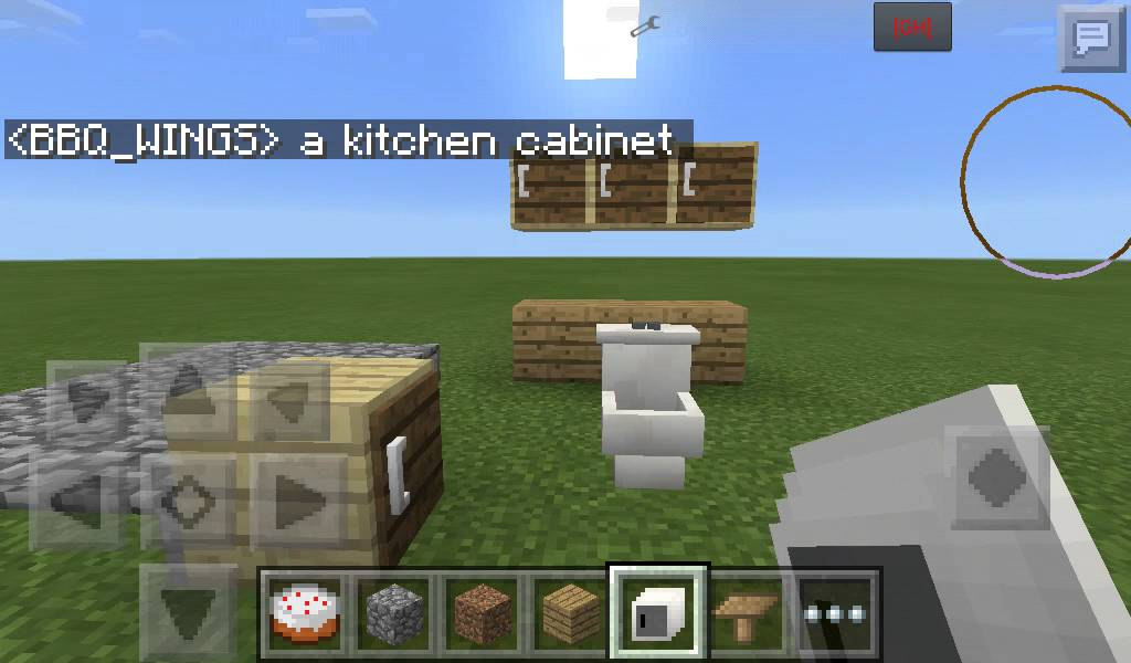mrcrayfish furniture mod how to use microwave