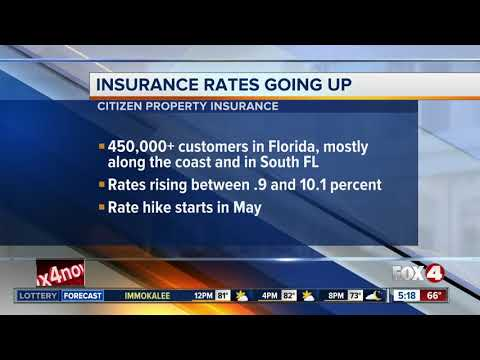 State insurance company raising rates