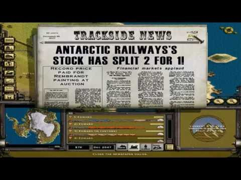 Railroad Tycoon 2 Platinum - 36 - Second Century: Antarctica Rising