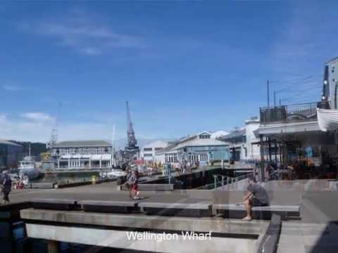 Video of Wellington NZ and Waikanae on the Kapiti Coast