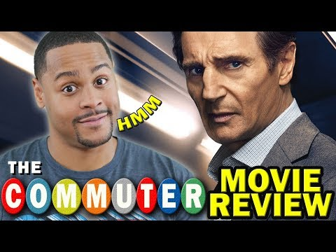 The Commuter Movie Review - Worst Liam Neeson Movie?