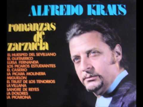 Alfredo Kraus interprète Lamento Borincano