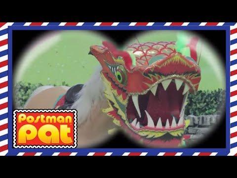 Postman Pat | Chinese Dragon | Postman Pat Full Episodes