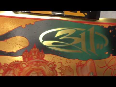 Munk OneN8 311 Chicago AP Gold Foil