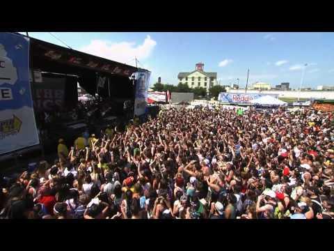 We The Kings   Secret Valentine    Warped Tour 2014