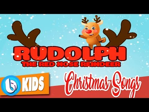Rudolph The Red Nosed Reindeer Song With Lyrics