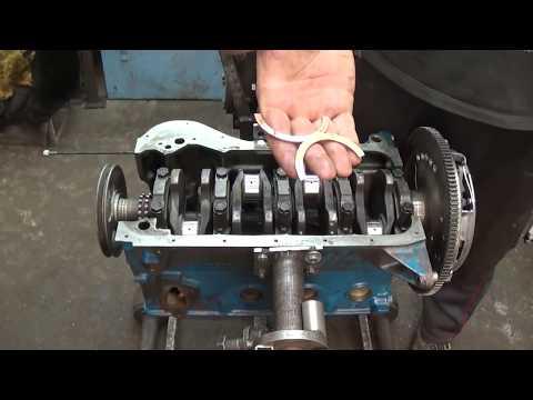 Теория ДВС: Мотор 21011 объём 1.6 (часть 1, сборка)