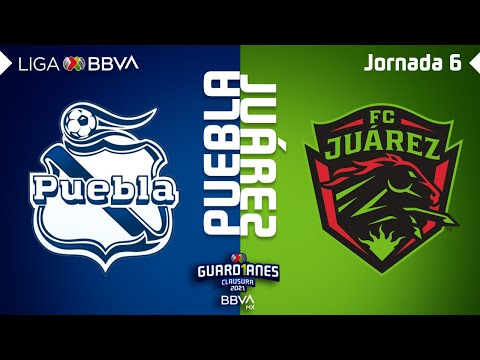 Puebla Juarez Goals And Highlights