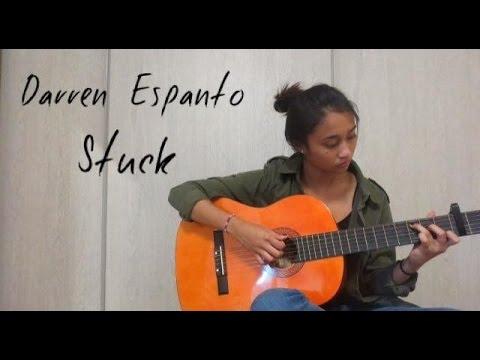 Stuck - Darren Espanto | Cover | krizzia c