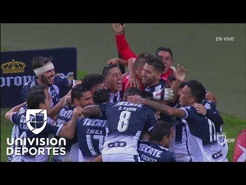 Con esta tanda de penales, Monterrey eliminó al América y clasificó a la final de la Copa MX