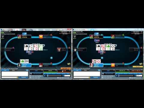 $50nl Snap Poker on 888 Episode 1