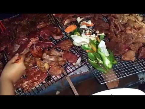 Asian Food - Happy Travel Barbecue In Mondulkiri - Youtube