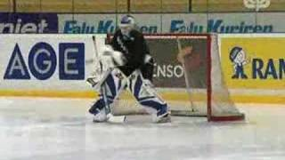 ed belfour the first practise with lif