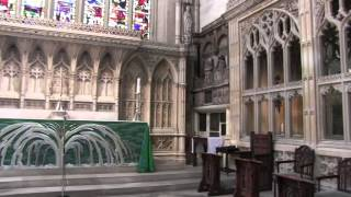 Bath Abbey Somerset.