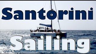 Santorini Sailing – Santorini, Greece
