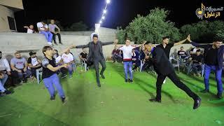 اجمل دبكة مجووز حررب الفنان يزن حمدان و حمودي الراشد مهرجان العريس عبدو زايد 2020
