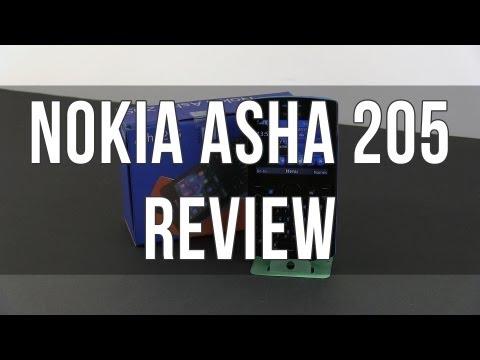 Nokia Asha 205 review: camera, games and more