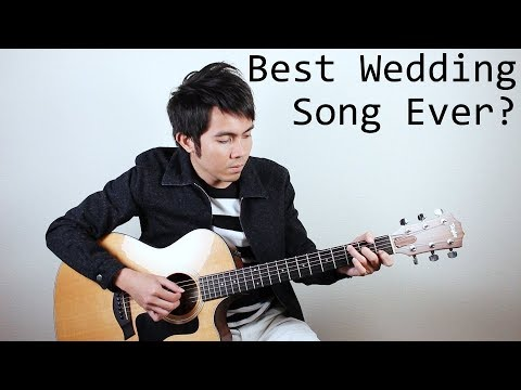 Wedding Song   Beautiful in White (fingerstyle guitar cover)