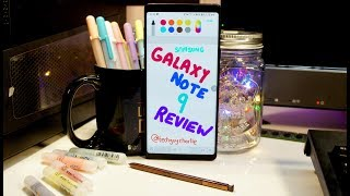 Samsung Galaxy Note 9 Review - The complete smartphone