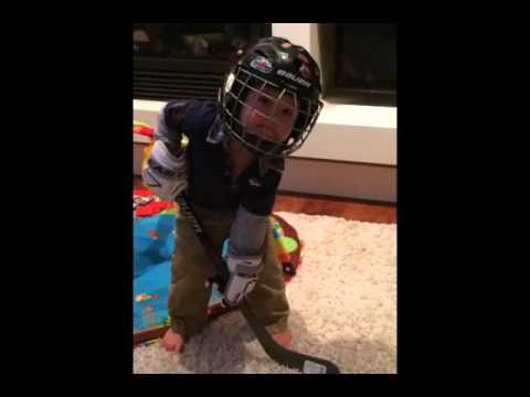 Hockey Day Kid