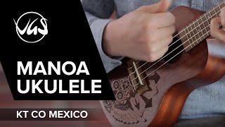 VGS Manoa KT CO Mexico Ukulele