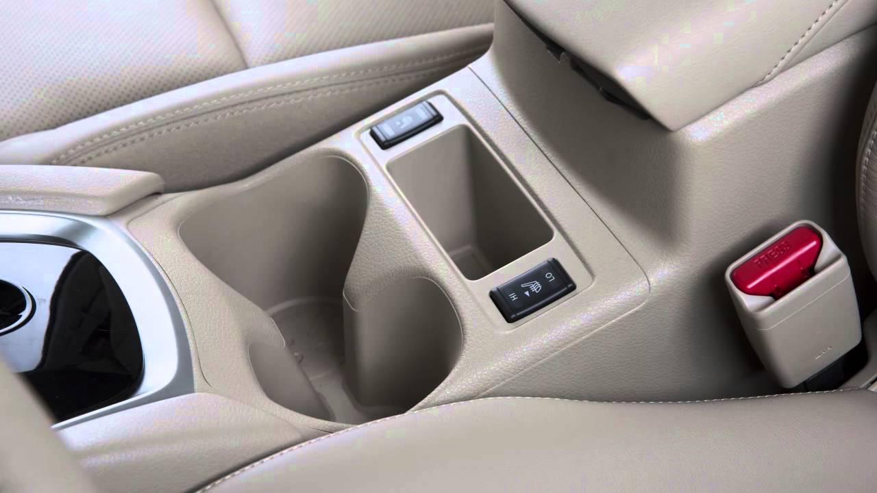2016 Nissan Rogue - Interior Storage - YouTube
