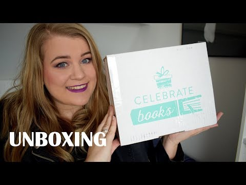 Unboxing Celebrate Books Boekenbox DARK FAIRYTALE | Books With A Beauty Chick