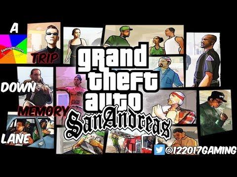 GTA San Andreas: Grove ST. For Life: A Trip Down Memory Lane
