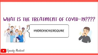 Hydroxychloroquine for Covid-19??