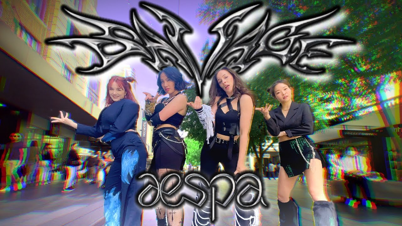 Download [KPOP IN PUBLIC AUSTRALIA] AESPA(에스파) - 'SAVAGE' DANCE COVER