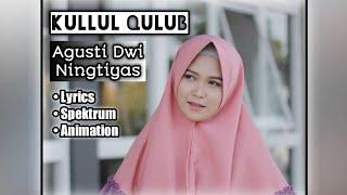 KULLUL QULUB - Agusti Dwi Ningtiyas || Lyrics, Spektrum dan Animation