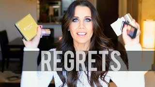 TOP 10 BEAUTY PRODUCTS ... I Regret Buying