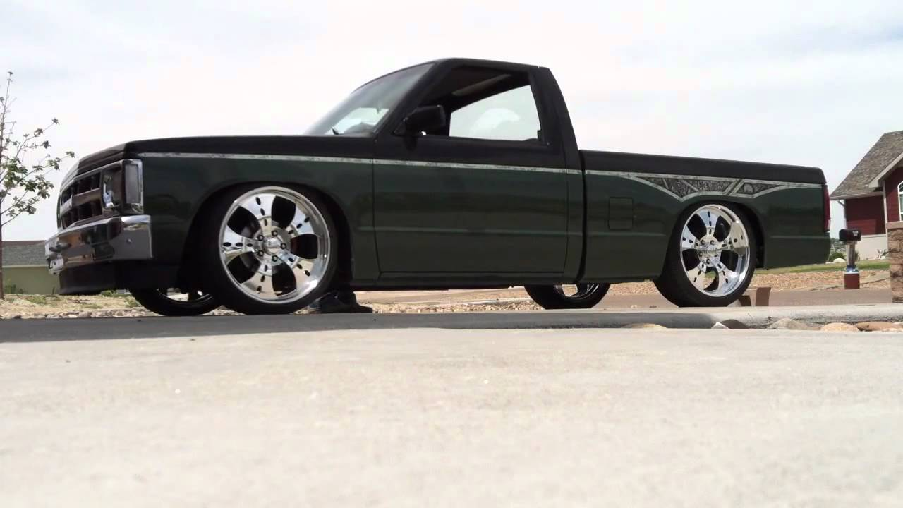 Bagged And Bodied S10 Youtube