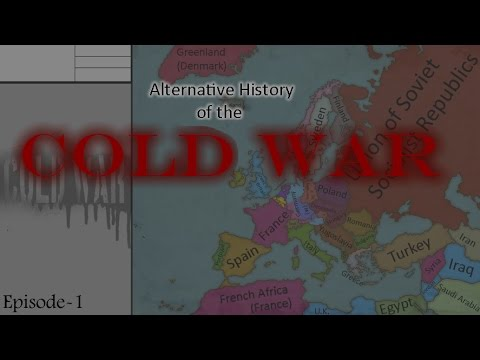 Alternative History of the cold war (EP-1)