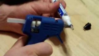 Wiimote Infrared Light Pen Tutorial