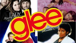 Glee Vs Destiny's Child : Bills bills bills