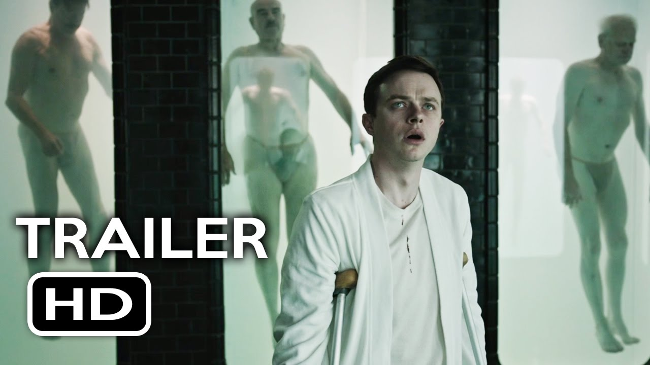A Cure for Wellness Official Trailer #1 (2017) Dane DeHaan Thriller Movie HD - YouTube
