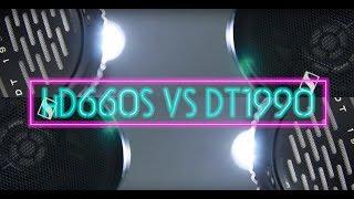HD660 VS DT1990 | Sennheiser vs. Beyer