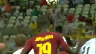Страшная травма Мюллера Германия Гана 2 2ЧМ 2014(У нас есть всё, что касается футбола. ЧМ 2014 смотри и наслаждайся всеми голами, самыми опасными моментами.эмо..., 2014-06-22T20:44:51.000Z)