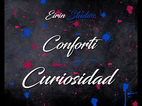Conforti - Curiosidad [Official Lyric Video]