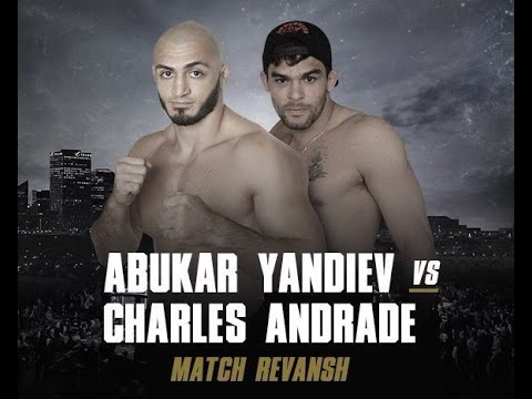 OFS 5 Charles «Gracie» Andrade (BRZ) vs Abukar Yandiev (RUS)