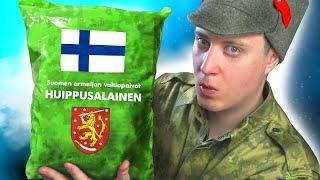 ОБЗОР ИРП АРМИИ ФИНЛЯНДИИ! Это едят в НАТО!?
